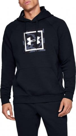 Under Armour RIVAL FLEECE PRINTED HOODIE Kapucnis melegítő felsők