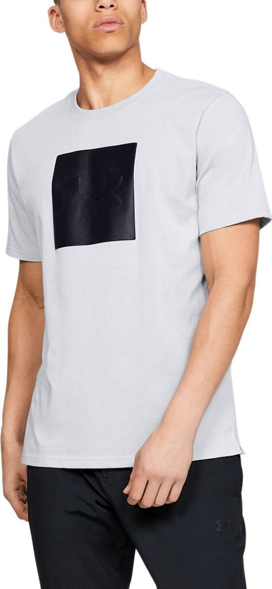 Camiseta Under Armour UNSTOPPABLE KNIT TEE-GRY