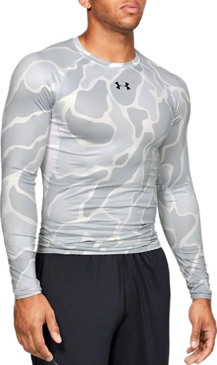 Camiseta de compresión Under Armour UA HG ARMOUR LS NOV