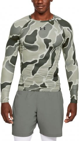 Chemise de compression Under Armour UA HG ARMOUR LS NOV