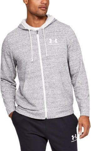 Mikina s kapucňou Under Armour SPORTSTYLE TERRY FZ