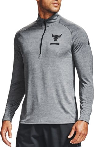 UA PJT ROCK TECH 1/2 ZIP