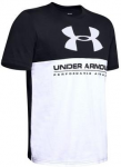 UA PERFORMANCE APPAREL COLOR BLOCKED SS