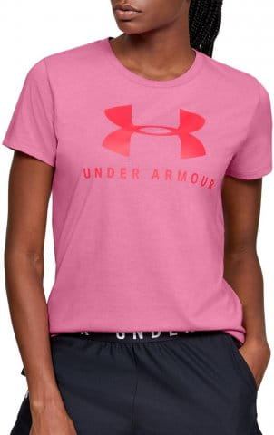 Under Armour GRAPHIC SPORTSTYLE CLASSIC CREW Rövid ujjú póló