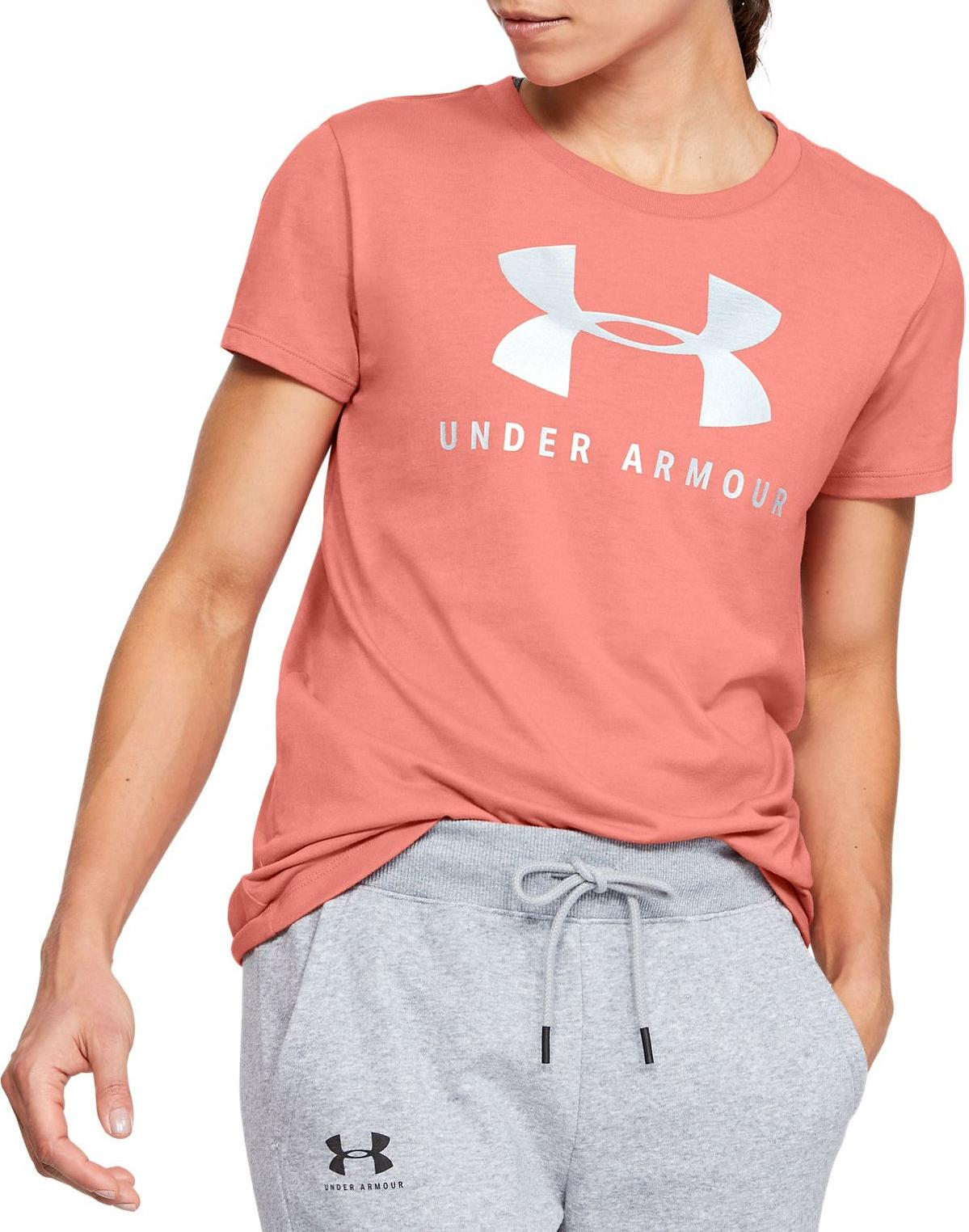 Camiseta Under Armour GRAPHIC SPORTSTYLE CLASSIC CREW
