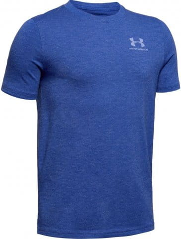 Camiseta Under Armour UA Cotton SS Kids
