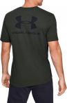 Camiseta Under Armour UA Sportstyle LC Back Tee