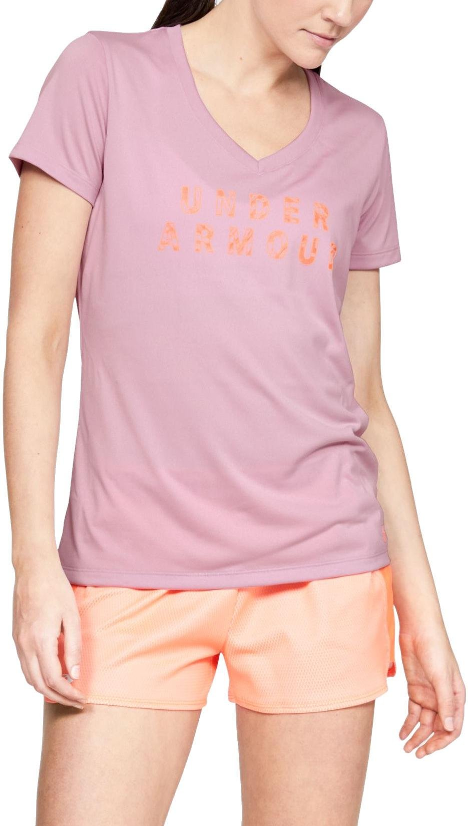 Camiseta Under Armour Tech SSV - Graphic