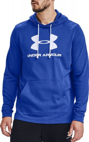 Sudadera con capucha Under Armour SPORTSTYLE TERRY LOGO HOODIE