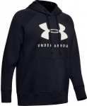 Mikina s kapucí Under Armour RIVAL FLEECE SPORTSTYLE GRAPHIC HOODIE