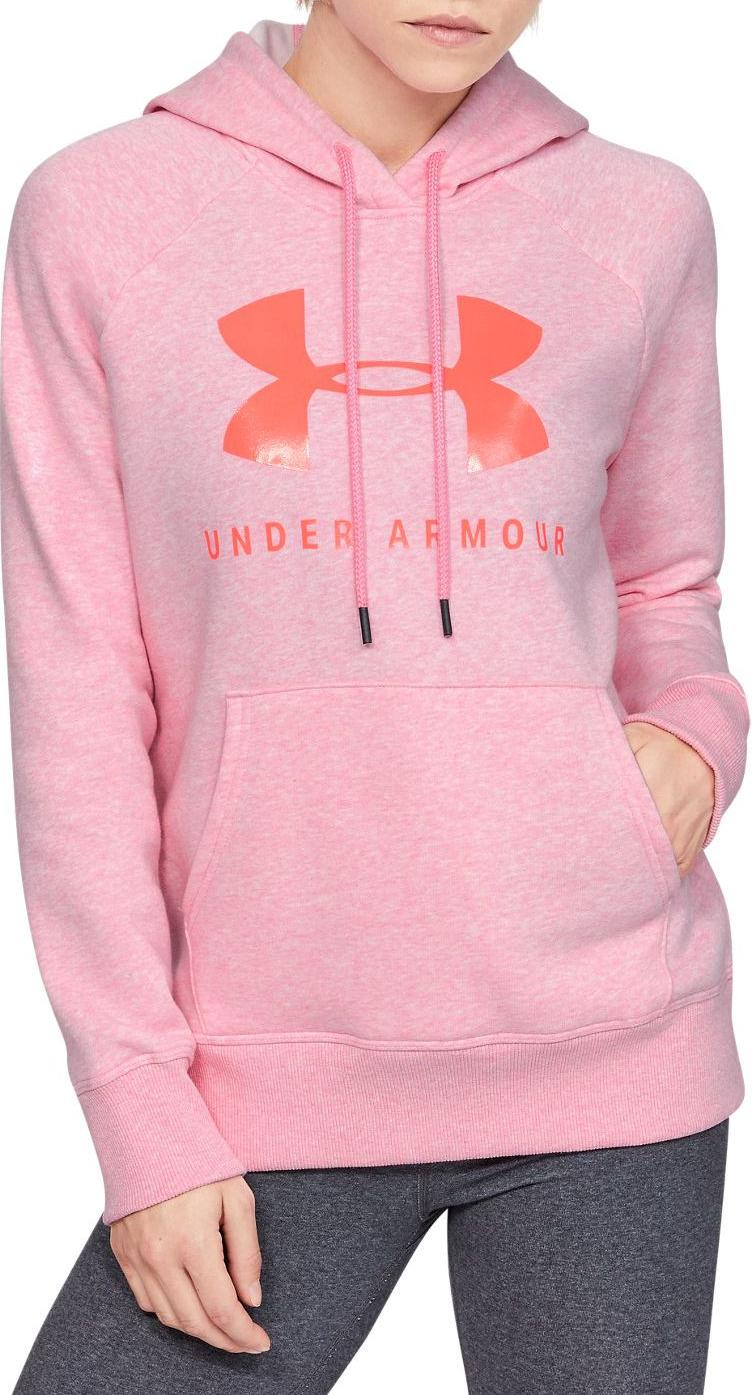 Under Armour RIVAL FLEECE SPORTSTYLE GRAPHIC HOODIE Kapucnis