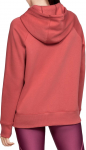 Sudadera con capucha Under Armour RIVAL FLEECE SPORTSTYLE GRAPHIC HOODIE