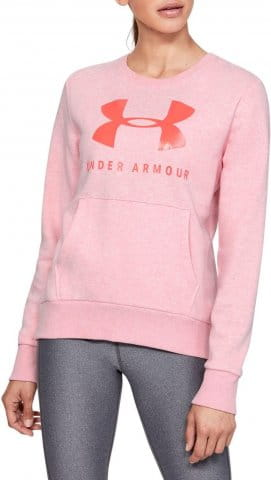 Sudadera Under Armour RIVAL FLEECE SPORTSTYLE GRAPHIC CREW