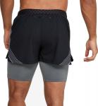 Pantalón corto Under Armour M UA RUSH Run 2-in-1 Short