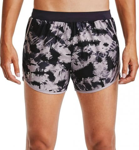 Shorts Under Armour W UA Fly By 2.0 Printed Short