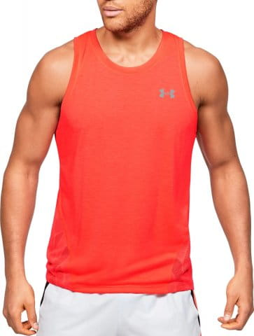 Camiseta sin mangas Under Armour M UA Streaker 2.0 Shift Singlet
