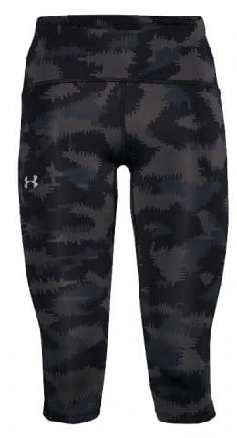 Nohavice 3/4 Under Armour W UA Fly Fast Printed Speed Capri