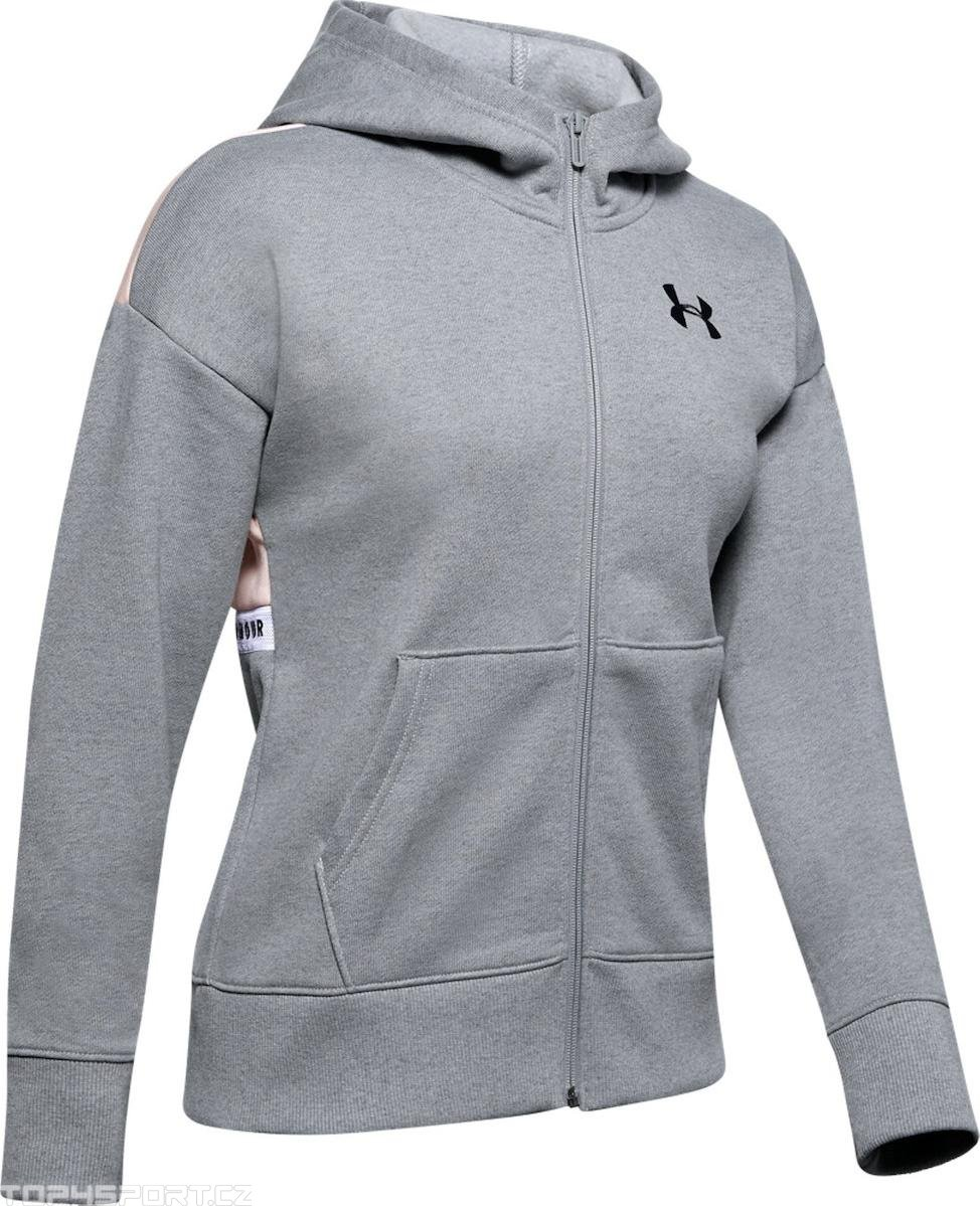 Dámská mikina Under Armour Originators Fleece Full-Zip Lc Logo