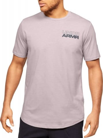 UA BASELINE PHOTOREAL GRAPHIC TEE