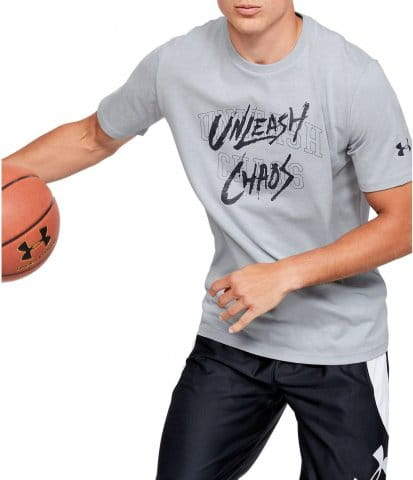 UA UNLEASH CHAOS TEE