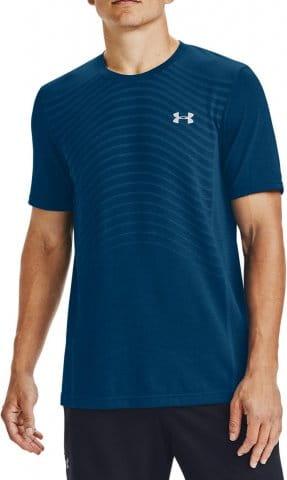 Pánské triko s krátkým rukávem Under Armou Seamless Wave