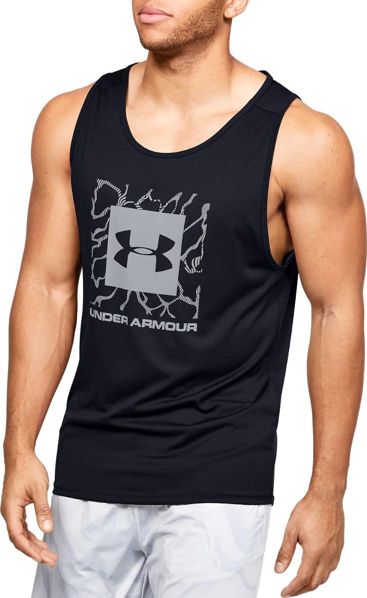 Camiseta Under Armour UA Tech 2.0 Tank Graphic