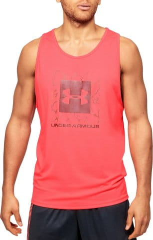 Camiseta sin mangas Under Armour UA Tech 2.0 Tank Graphic