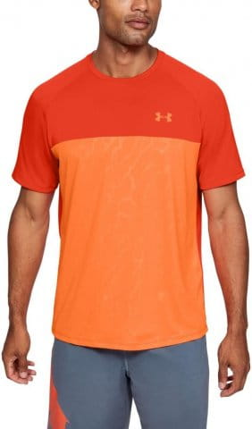 Camiseta Under Armour UA Tech 2.0 SS Emboss