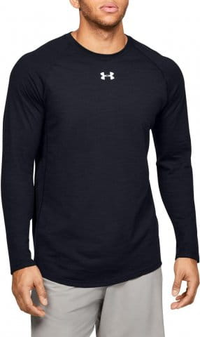 UA Charged Cotton LS