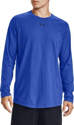 Pánské triko s dlouhým rukávem Under Armour Charged Cotton