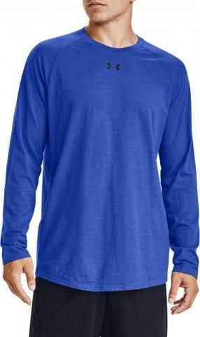 Tričko s dlhým rukávom Under Armour UA Charged Cotton LS