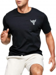 T-Shirt Under Armour UA Project Rock Snake SS