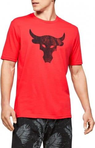 UA Pjt Rock Brahma Bull SS
