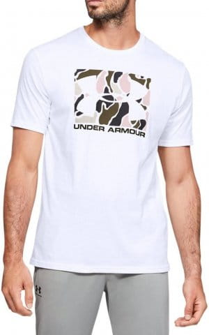 Tričko Under Armour UA CAMO BOXED LOGO SS