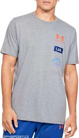Camiseta Under Armour UA PERF. ORIGIN BACK SS