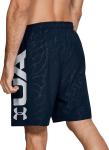 Pantalón corto Under Armour UA Woven Graphic Emboss Sts
