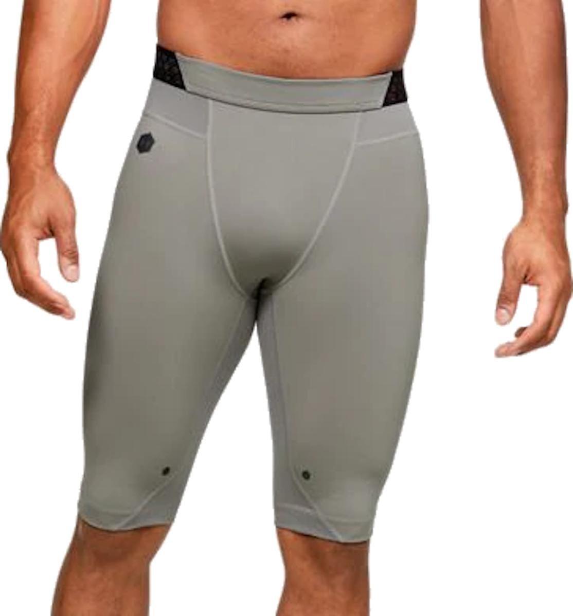 Pantalon corto de compresión Under Armour UA Rush HG Long Shorts