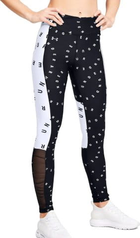 UA HG Armour Contrast WM Printed Legging