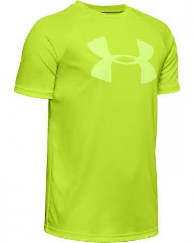 Chlapecké triko s krátkým rukávem Under Armour Tech Big Logo