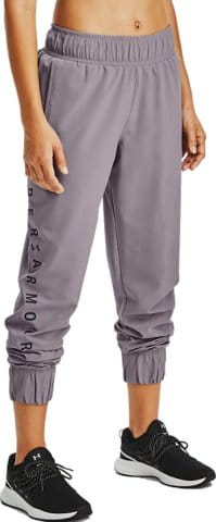 Nohavice Under Armour Woven WM Graphic Pants