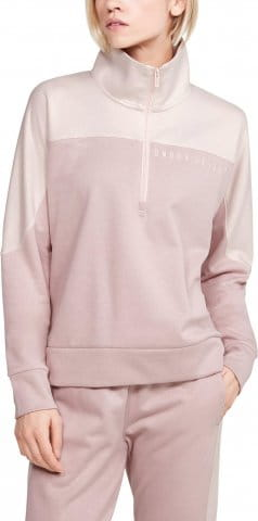 Hanorac Under Armour Athlete Recovery Knit 1/2 Zip