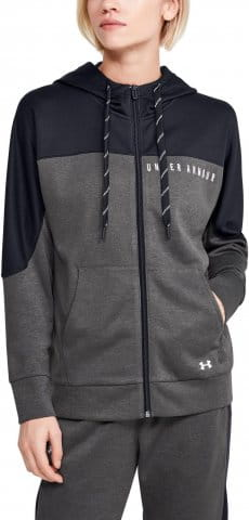 Hanorac cu gluga Under Armour Recover Knit FZ Hoodie