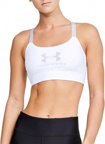 Armour Mid Sportstyle Graphic Bra