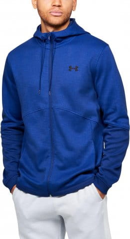 Hanorac cu gluga Under Armour DOUBLE KNIT FZ HOODIE