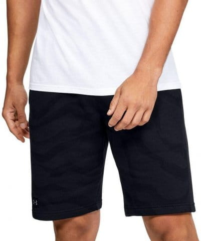Šortky Under Armour RIVAL FLEECE PRINTED SHORTS
