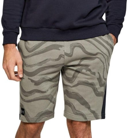 RIVAL FLEECE PRINTED SHORTS