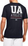 Camiseta Under Armour UA VERTICAL LEFT CHEST LOGO SS