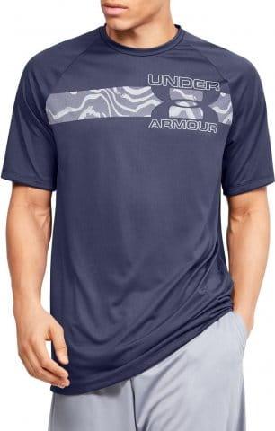 T-Shirt Under Armour UA TECH 2.0 GRAPHIC SS