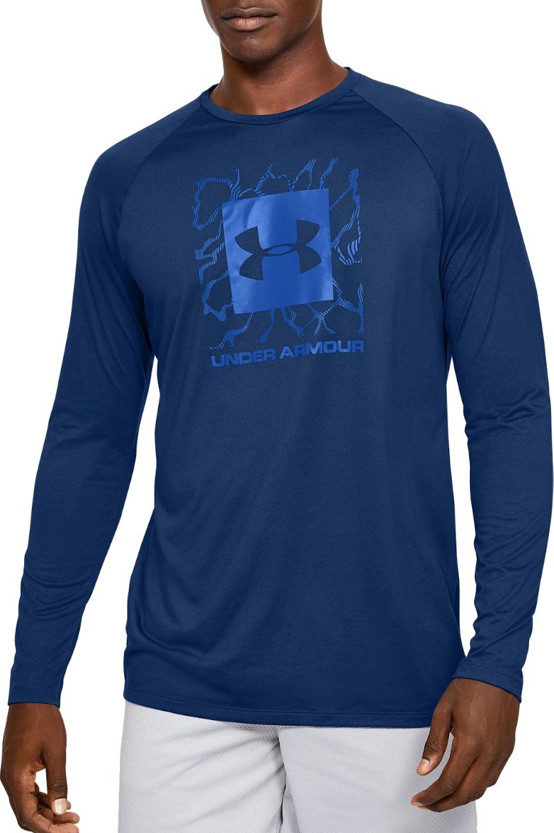 Langarm-T-Shirt Under Armour UA TECH 2.0 GRAPHIC LS
