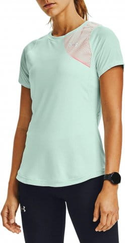 W UA Qualifier ISO-CHILL Short Sleeve